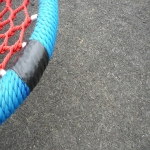 Playground Safety Flooring in Bishop's Caundle 1