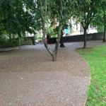 Playground Safety Flooring in Blagdon Hill 11