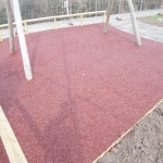 Playground Safety Flooring in Beechwood 2