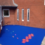 Playground Safety Flooring in Barrasford 3