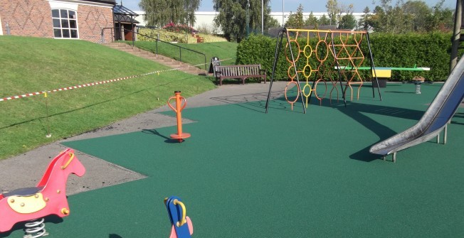 Resurfacing Outdoor Play Areas in Cumbria