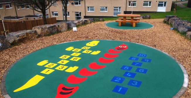 Play Area Flooring Specification in Abbots Ripton