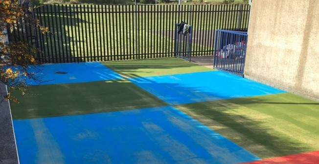 Multisport Synthetic Turf in Abercanaid