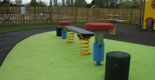 LEAP Local Equipped Area for Play in Farsley