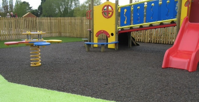 Neighbourhood Equipped Area for Play Installers in Radnor Park